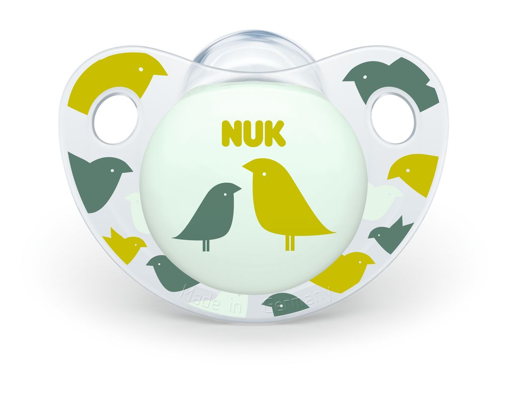NUK Dudlík Trendline,SI,V1 (0-6m.) box
