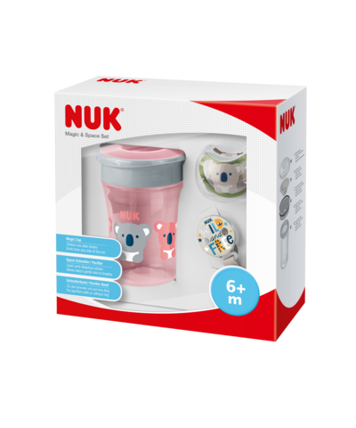 NUK Magic Cup Space Set holka